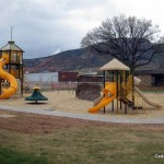 Cedar City Main Street Park Playground