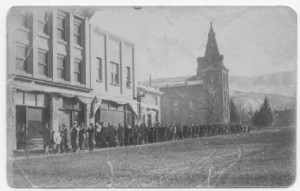 Cedar City Tabernacle Street (Cedar City Tabernacle)