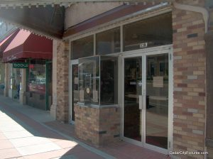 Movie Theater (Main Street) Entrance (Historic Downtown Movie Theatre)