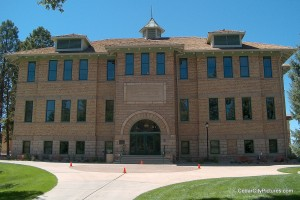Old Main SUU Cedar City (Old Main)