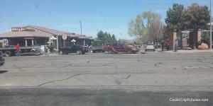 200 N Car Wreck (Car Wreck on 200 N)