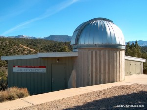 Ashcroft Observatory Entrance – SUU (Ashcroft Observatory)