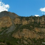 Cedar Canyon - Cliffs
