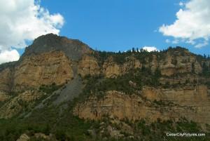 Cedar Canyon – Cliffs (Cedar Canyon)