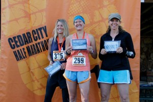 Cedar City Half Marathon Canyon