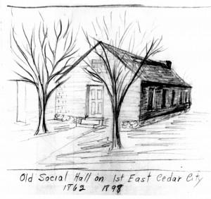 Cedar City Social Hall