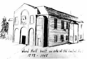 Cedar City Ward Hall (Ward Hall)