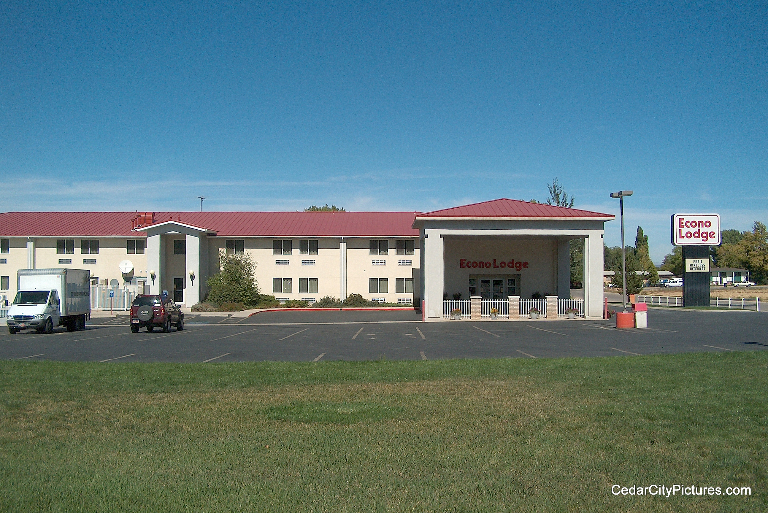 Econo Lodge In Cedar City