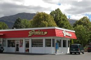 Hermies in Cedar City (Hermie's Drive In)