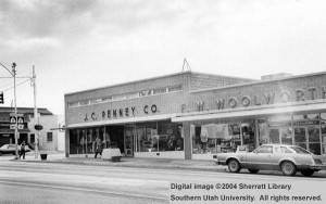 Main_Street_JC_Penney_Co Cedar City (J. C. Penney Co.)