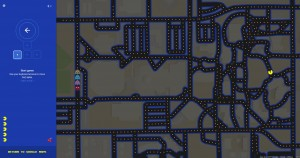 Pacman SUU Cedar City (Play Pacman on the campus map of SUU!)