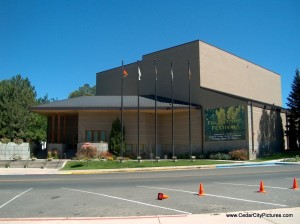 Randall L. Jones Memorial Theatre