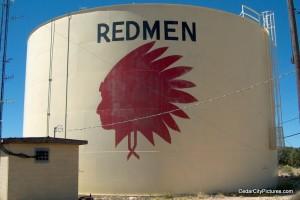 Redmen Water Tank