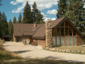 SUU Mountain Center Cabin College