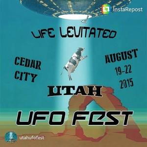 Utah UFO Festival - Cedar City