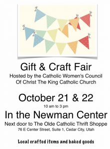 gift-craft-fair-catholic-womens-council-cedar-city