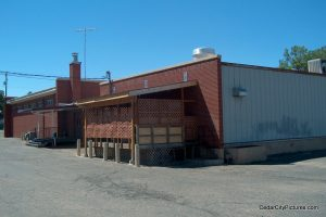 Elks Lodge Side and Back (Elks Lodge)