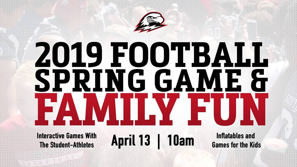 SUU Football Spring Game and Family Fun Day