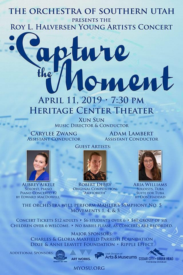 Capture the Moment Concert