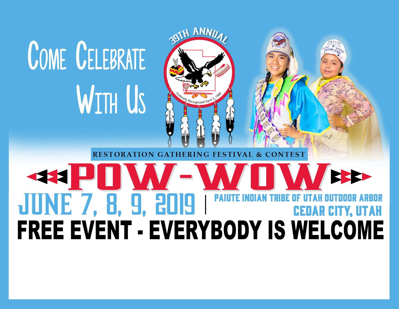 Restoration Gathering Festival & Contest Pow Wow