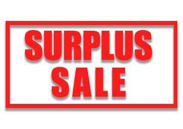 Iron County Sheriff's Office Surplus Sale