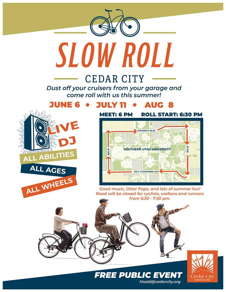 Cedar City Slow Roll