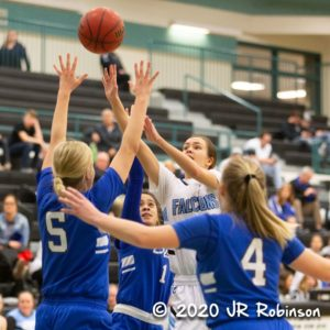 addison-newman (Canyon View Girls Basketball Beats Desert Hills 52-50)