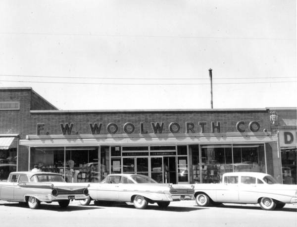 F.W. Woolworth Co. | Retro Stores | Pinterest