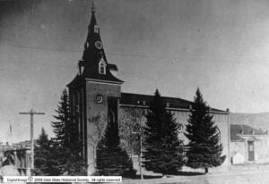Cedar-Ctiy-Tabernacle-Gray
