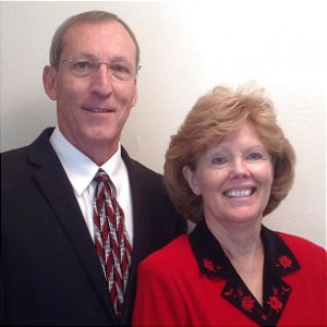 Larry and Joy Brough