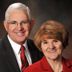 Ron and Sandra Heaton