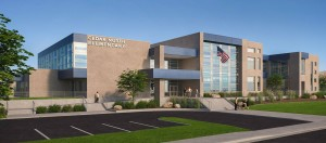 cedar city north elementary artist rendering new building
