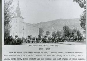 Cedar City Tabernacle – Old Folks Day (Cedar City Tabernacle)