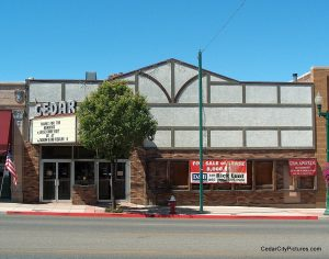 cedar city downtown movie theater main street (Historic Downtown Movie Theatre)
