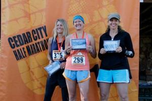 Cedar City Half Marathon Canyon