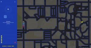 Pacman SUU Cedar City (Play Pacman on the campus map of SUU!)