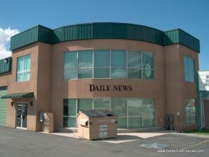 The Spectrum – Daily News (The Spectrum & Daily News)