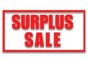 surpluse sale iron county sheriff (Iron County Sheriff's Office Surplus Sale)